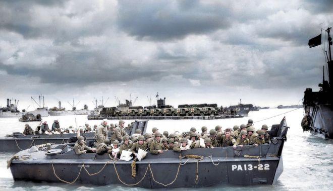 """S-au împlinit 77 de ani de la """"Debarcarea în Normandia"""" - debarcare4-1622990764.jpg"""