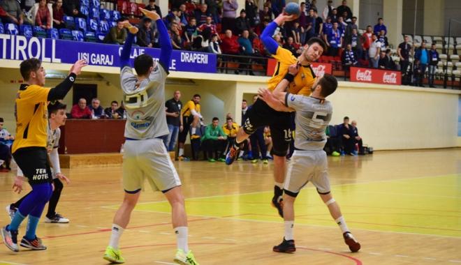 Foto: Debut în deplasare pentru HC Dobrogea Sud ll  și CS Medgidia