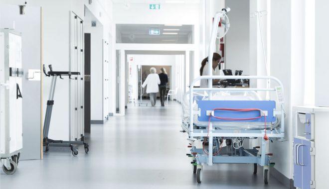 Foto: 13 pacienți din Spitalul Suceava au murit infectați cu coronavirus. Bilanțul a ajuns la 65 de morți