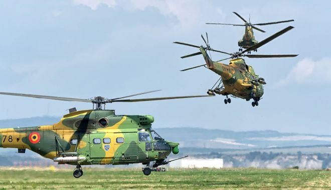Detașamentul de patru elicoptere Puma, în misiune de menținere a păcii în Mali - detasamentuldeelicoptere-1563911985.jpg