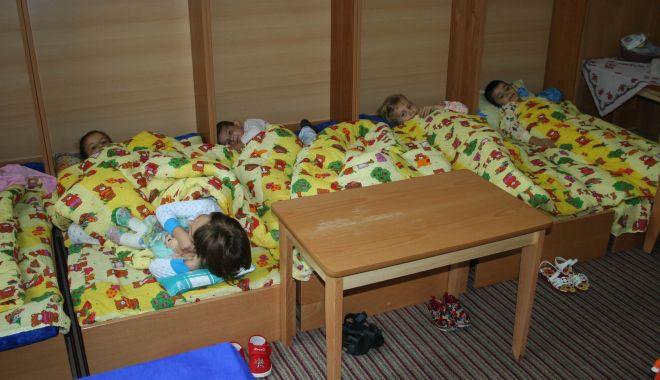 Foto: Două grădinițe din Constanța, închise din cauza gripei