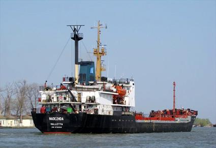 """Foto: Echipajele navelor  """"Nadezhda"""" și """"Iskatel""""  și-au primit salariile restante"""