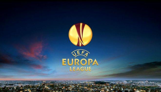 Foto: Se știu echipele calificate matematic în șaisprezecimile Europa League