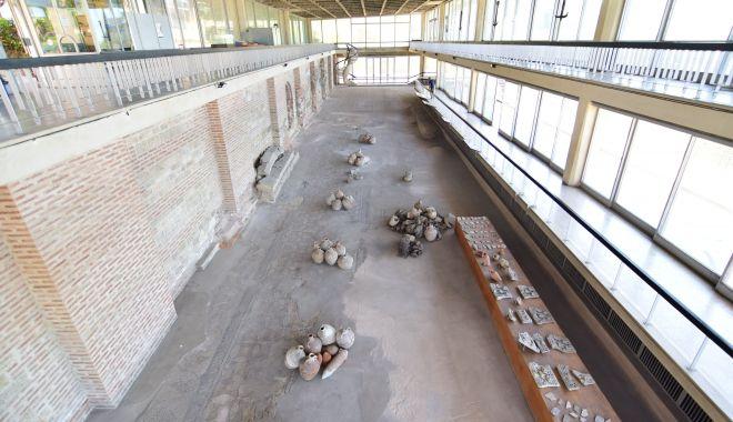 """Edificiul Roman cu Mozaic va fi restaurat în întregime. """"Încercăm să-i redăm strălucirea"""" - edificiulromancumozaic33-1610638463.jpg"""