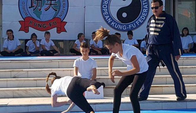 Ediţia de anul acesta a Campionatului Naţional de Kung-Fu, organizată online - editia2-1619705033.jpg