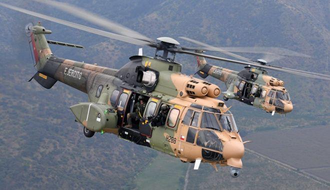 Foto: După submarine de la greci, elicoptere de la francezi? Negocieri și cu americanii! Dar furcile, coasele, topoarele…