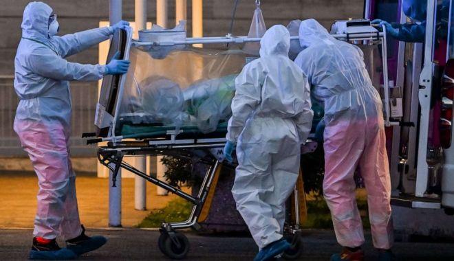 Foto: Noi decese în România din cauza coronavirusului. Bilanțul a ajuns la 818 de decedați