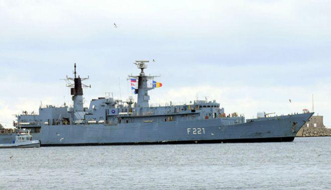 """Foto: Începe """"Sea Shield 19"""", cel mai mare exercițiu NATO din Marea Neagră"""