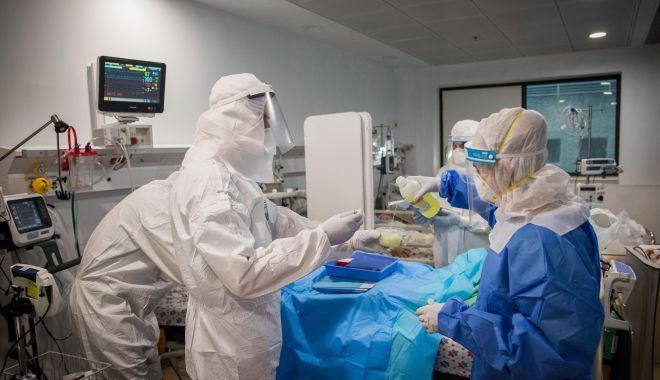 Foto: Bilanț negru. Zece decese anunțate în ultimele ore, din cauza noului coronavirus