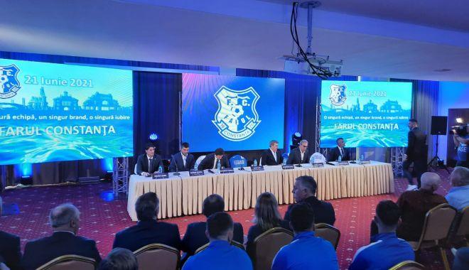 LIVE TEXT. Eveniment sportiv important pentru fotbalul din Constanța! FC VIITORUL FUZIONEAZĂ CU FC FARUL - farul-1624267216.jpg