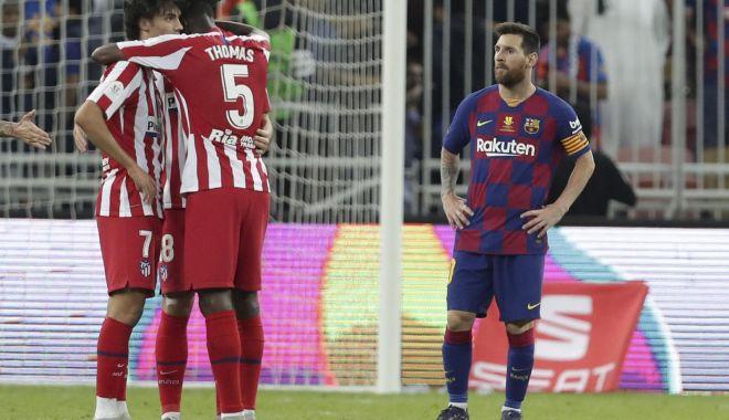 Foto: FC Barcelona se află în criză. Catalanii, eliminați din Supercupa Spaniei