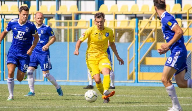 Foto: FC Farul a pierdut și amicalul cu FC Universitatea Craiova
