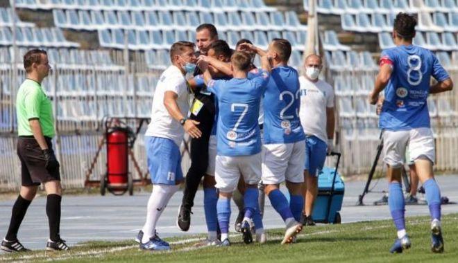 Foto: FC Farul, a doua victorie în acest sezon de Liga 2