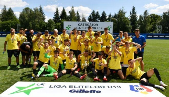 FC Viitorul U19, campioană pentru a opta oară în ultimii nouă ani - fcviitorul-1596544710.jpg