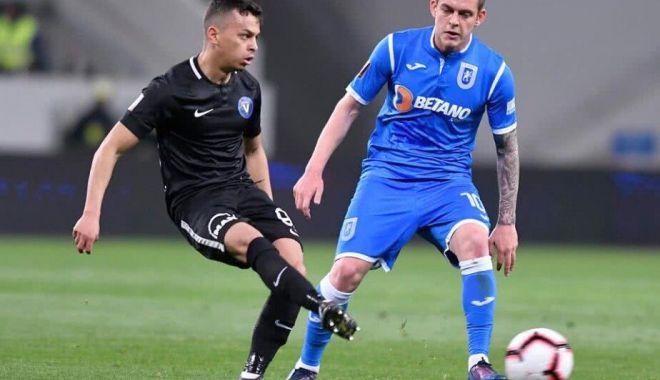 Foto: FC Viitorul, test dificil cu Universitatea Craiova