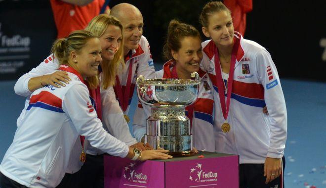 Foto: Turneul final al Fed Cup a fost amânat