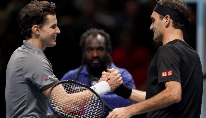 Foto: Ceasul elvețian s-a blocat. Înfrângere dureroasă pentru Roger Federer