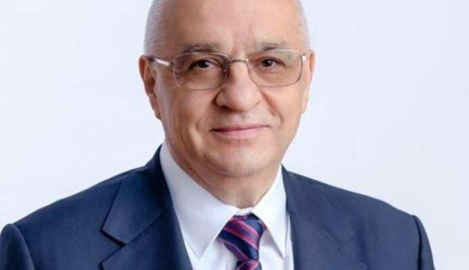 """Foto: Stroe Felix, candidat la funcția de președinte al Consiliului Județean Constanța: """"Spitalul Regional pentru copii, pariul vieții mele"""""""