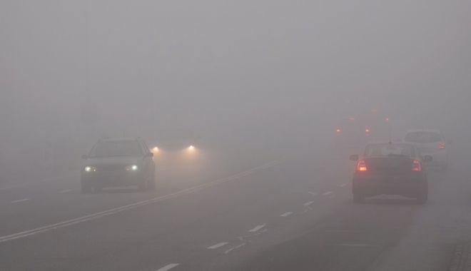 O nouă AVERTIZARE METEO, la Constanţa - fog-1614073776.jpg