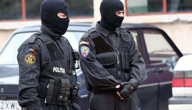 """Foto: """"Suntem cu piciorul în groapă! Vor fi funeraliile Poliției!"""""""
