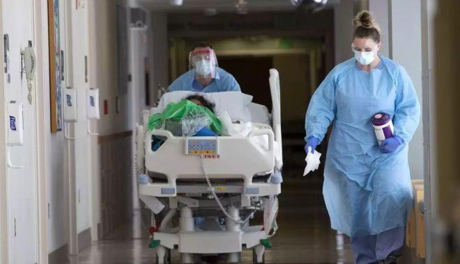 Foto - Luptă la limită în spitalele din Constanţa. Pacienţi seceraţi, cadre medicale din ce în ce mai puţine