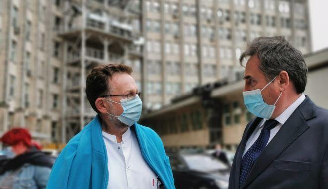 CJC a schimbat managerul Spitalului Județean. Cine este noul director - fond-1620928090.jpg