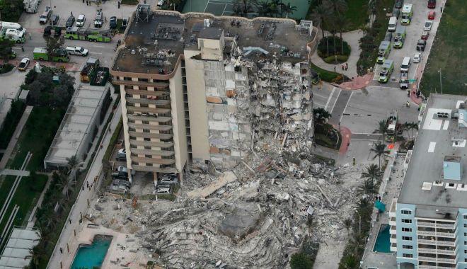 BBC: Aproape 100 de persoane sunt date dispărute după ce un bloc din Miami s-a prăbuşit - fond-1624645696.jpg