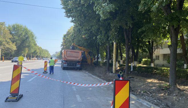 """Dispar locurile de parcare de pe bulevardul Lăpuşneanu. """"Începe coşmarul pentru noi!"""" - fond-1629032600.jpg"""