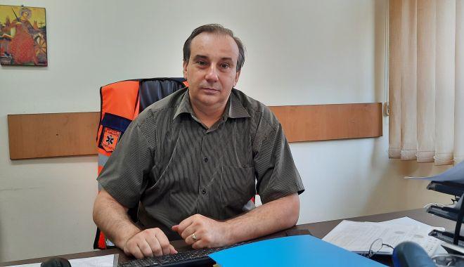 """Dr. Laurențiu Bădescu, la sfârșitul mandatului de manager al Ambulanței Constanța: """"Fiecare zi a fost o provocare!"""" - fondambulanta-1626111199.jpg"""