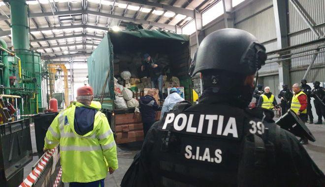 Droguri confiscate în ultimele două decenii, în toată țara, distruse la Constanța - fonddroguridistruse1-1576100952.jpg