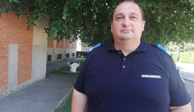 Apus de carieră, în vârful Grupării de Jandarmi Mobile Constanța.