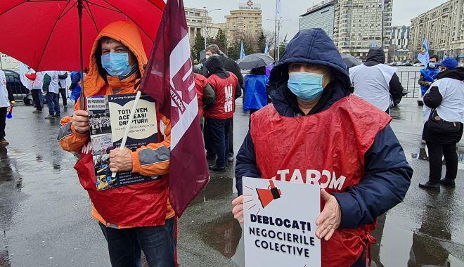 Mișcarea sindicală acuză Guvernul că pune în pericol raporturile de muncă și protecția socială a lucrătorilor - fondmiscareasindicalaacuzaguvern-1619442810.jpg