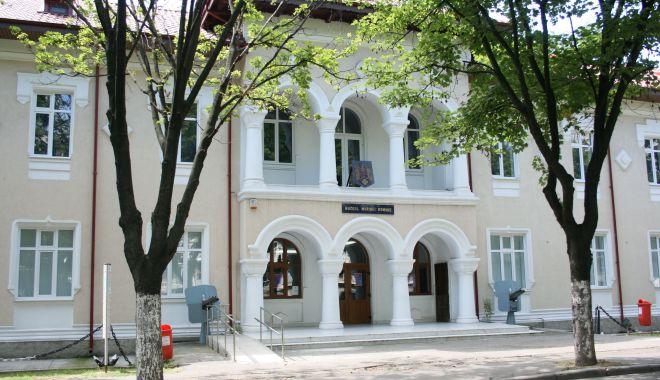 Muzeele din Constanța, în suferință: își așteaptă salvarea dintre crăpături! - fondmuzeu1-1625856311.jpg