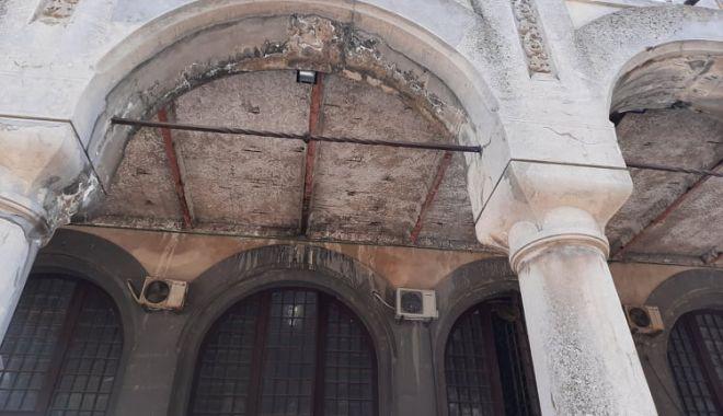 Muzeele din Constanța, în suferință: își așteaptă salvarea dintre crăpături! - fondmuzeu2-1625856323.jpg