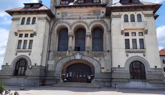 Muzeele din Constanța, în suferință: își așteaptă salvarea dintre crăpături! - fondmuzeu3-1625856333.jpg