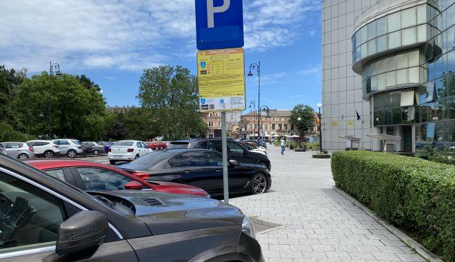 Începe taxarea locurilor de parcare din Constanța. Prima tarifare, din 18 iunie! - fondparcare6-1623856421.jpg