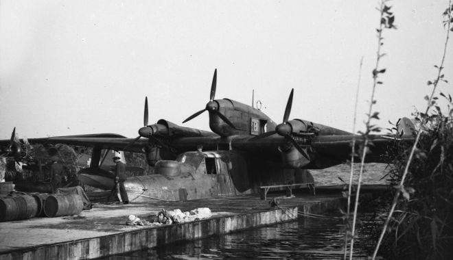 """""""Comorile"""" de pe fundul lacului Siutghiol. """"Hidroavioanele erau atracție pentru turiști!"""" - fondpascalehidroavionblohmvossbv-1602871418.jpg"""