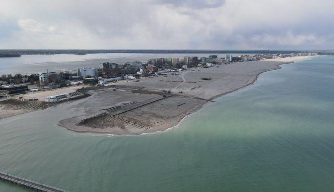 Plajele din Mamaia, mărite cu zeci de hectare. Urmează staţiunea Eforie - fondplajeledinmamaia1-1620839932.jpg