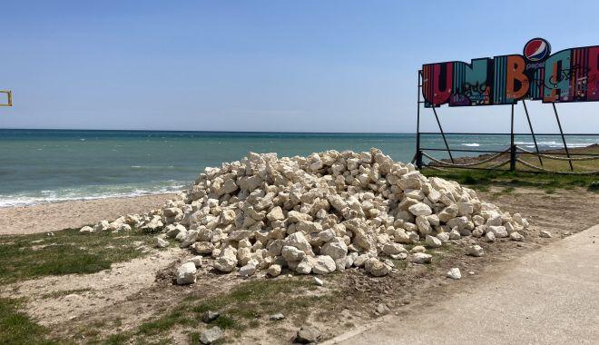 Vine minivacanţa de Paşte! Cum arată plajele de pe litoralul românesc - fondprintplajesistatiunile4-1619544766.jpg