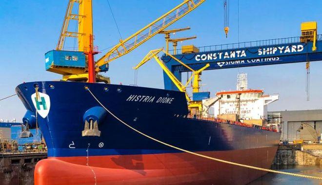 Șantierele navale românești au nevoie de sprijinul statului pentru a rămâne în competiția internațională - fondsantierelenavaleromanestipri-1633523754.jpg