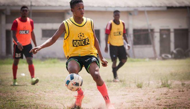 Foto: O echipă din Africa a încercat să-și otrăvească adversarii
