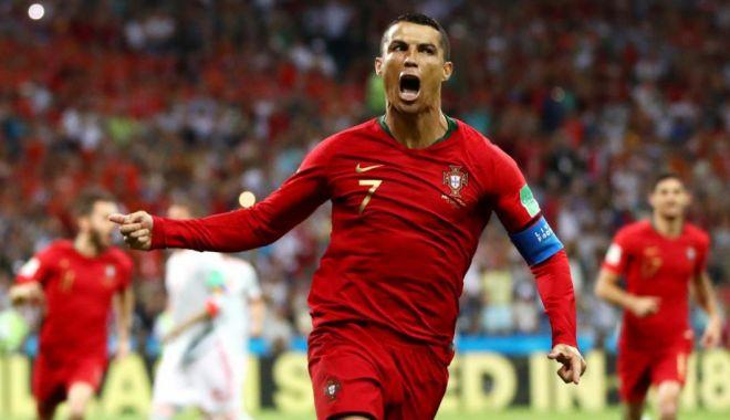 Foto: Cristiano Ronaldo se întoarce la naționala Portugaliei