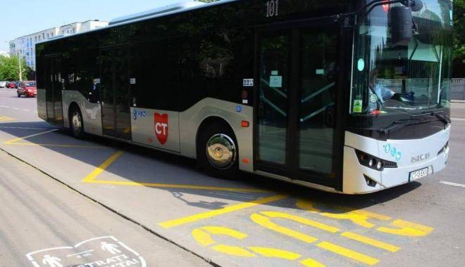 Călătoriile cu autobuzele CT Bus, din ce în ce mai simple. Se introduce un nou sistem modern de plată
