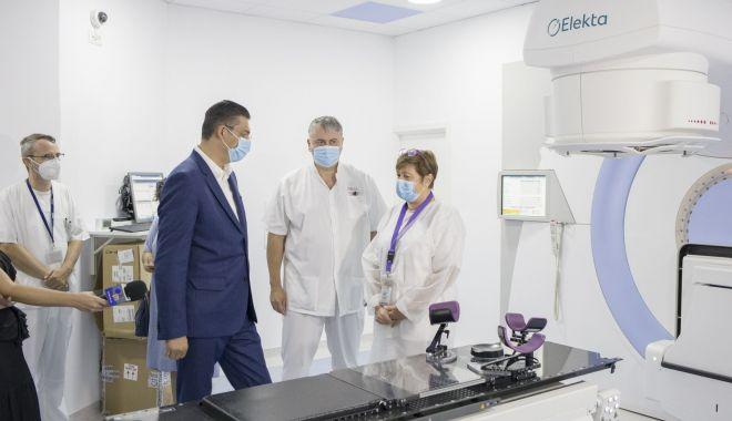 O şansă în plus pentru pacienţii cu cancer, din Constanţa. Radioterapia, din nou funcţională - fotoprintfondosansainplus-1601058734.jpg