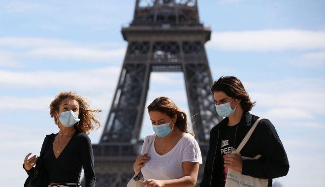 Guvernul Franţei a anunțat că țara a intrat în al patrulea val al pandemiei de Covid - franta-1626762589.jpg