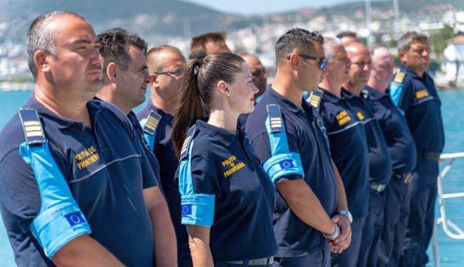 Foto: Misiune internațională, încheiată cu succes de o navă a Gărzii de Coastă