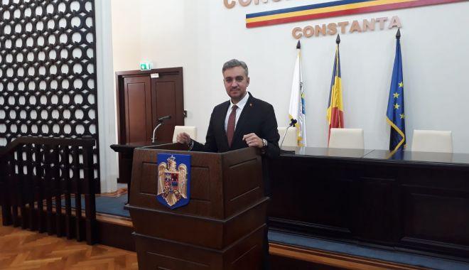 Prefectul George Niculescu a demisionat!