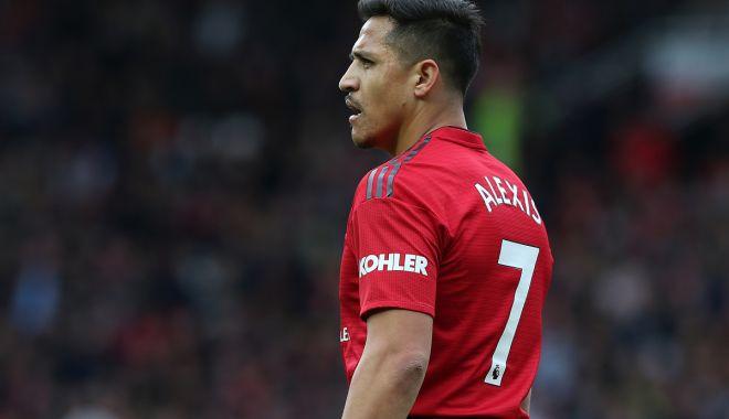 Foto: Acord între Manchester United și Inter Milano, pentru transferul lui Alexis Sanchez