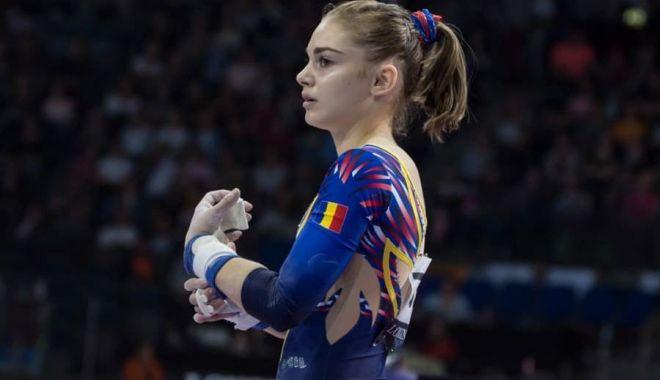 Gimnasta Maria Holbură, de la CS Farul, va evolua la Cupa Mondială de la Cairo - gimnasta2-1622468364.jpg