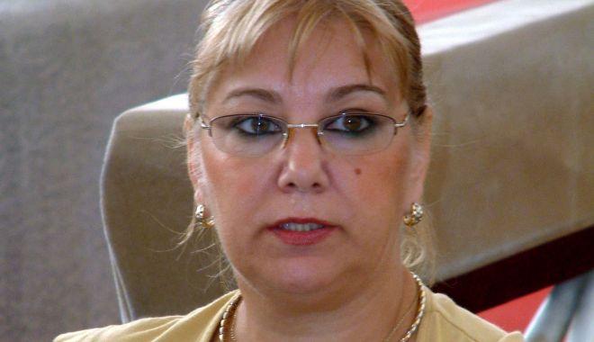 Foto: Profesoara Mirela Szemerjai, șlefuitoarea de talente din gimnastica constănțeană